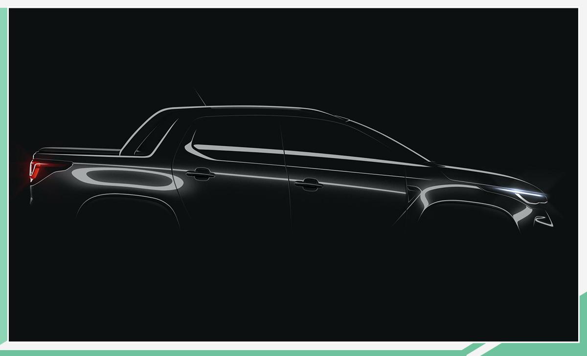 菲亚特全新Strada官图发布 外观霸气/新架构打造