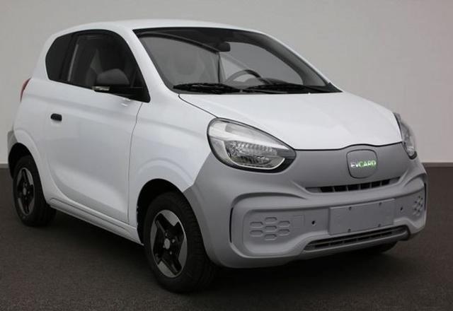 荣威首款微型纯电动车3月31日上市 续航达300km