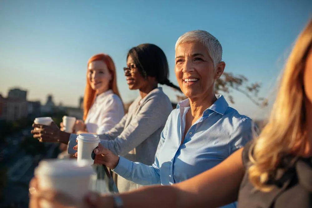 """女性领导成""""世界级现象"""",决定女性事业上限的是什么?"""