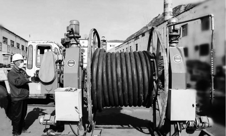 霍州最新新闻_霍州煤电庞庞塔矿投用无轴电动升降收线机-新闻频道-和讯网