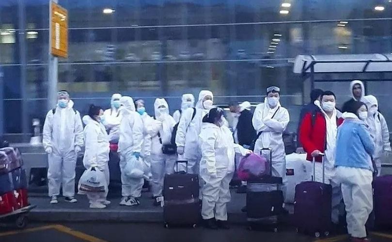 莫斯科友谊宾馆发现中国籍感染者 华人逾千人被强制隔离或医疗观察 疫情爆发当精诚团结方能共克时艰 医学专家和社团向隔离者伸出援手