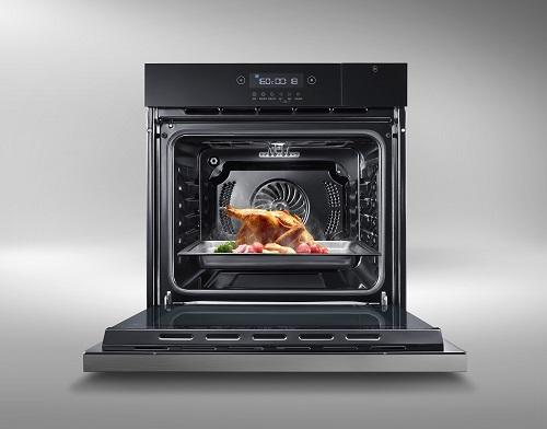 华帝全系健康厨电 硬核科技构筑健康厨房新生活