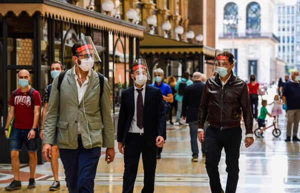 外媒:意面、古驰重回购物清单 解封后意大利尝试恢复常态