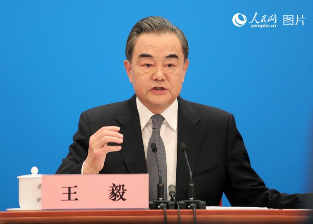 重磅发声!借疫情侵犯中国必将自取其辱,政治病毒正在美国扩散!对香港国家安全立法、台湾问题也有表态