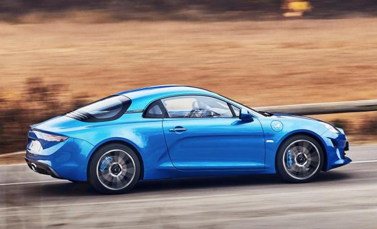 雷诺转型之作 Alpine未来或成为纯电动性能品牌