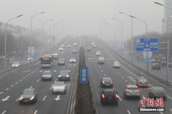 去年全国337个地级及以上城市环境空气PM2.5浓度同比持平
