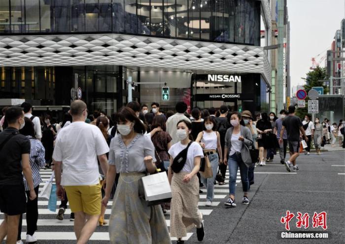 东京夜间闹市区感染频发 政府联合多方推预防措施