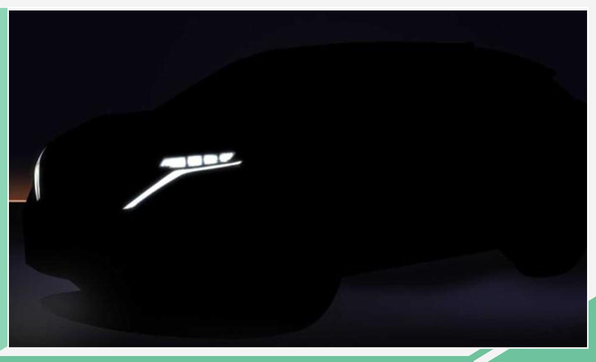 造型极具未来感 日产纯电轿跑SUV将7月15日亮相