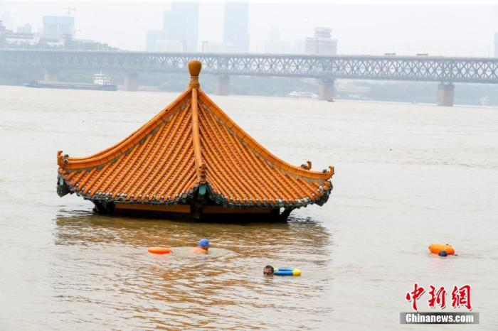 西南地区东部江汉黄淮等地有强降雨 局地大暴雨