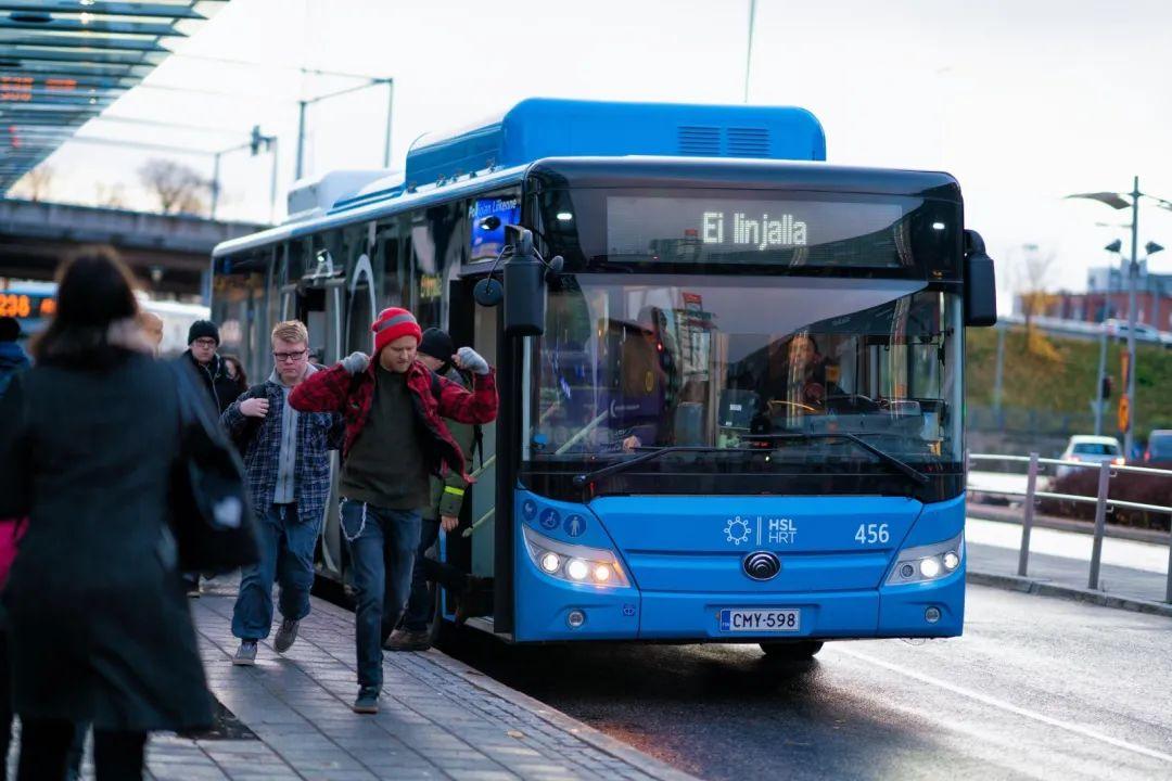 102辆宇通客车发往挪威,创欧洲纯电单笔最大批量订单记录!