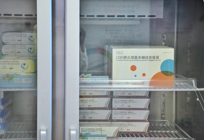 国产13价肺炎球菌多糖结合疫苗在北京开启接种