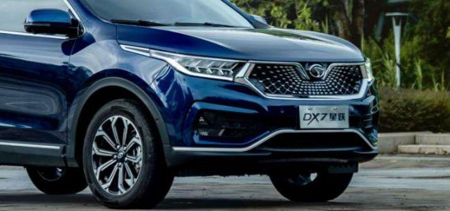 DX7换上新中文名和新发动机 东南汽车再打翻身仗