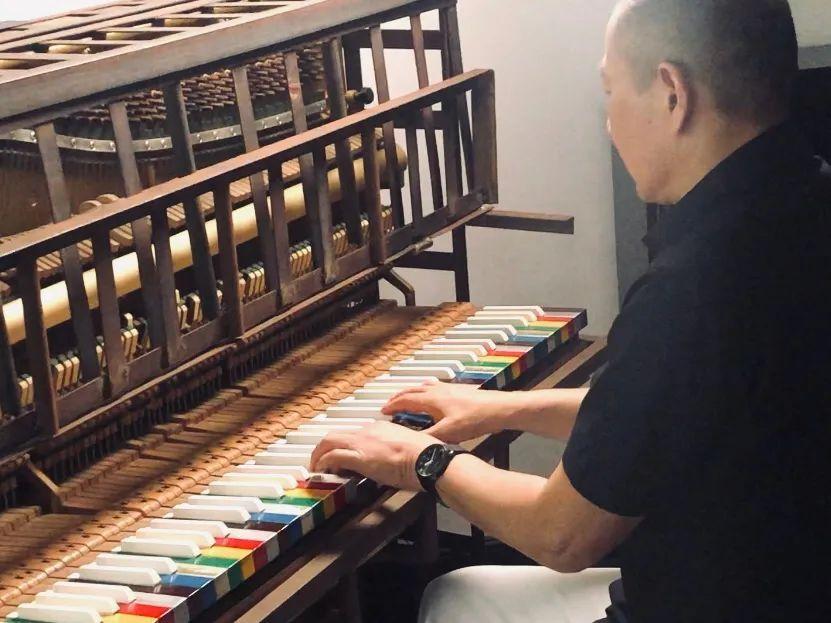 谭盾:把敦煌画进音乐厅