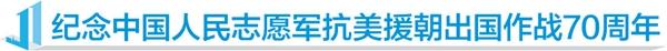 【志愿军抗美援朝70周年】孙占元:英雄浩气贯长虹