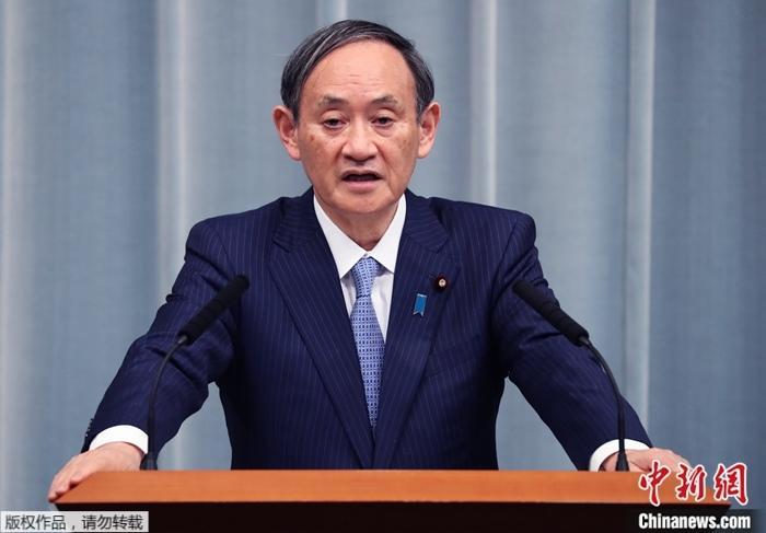 应对新冠、提前大选 菅义伟接班安倍后面临多项挑战