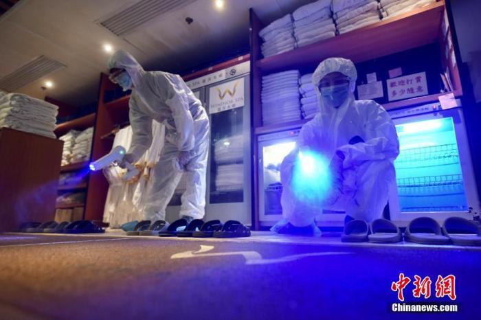 香港新增2例新冠肺炎确诊病例 累计确诊5058例
