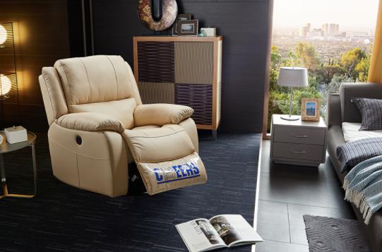 代表沙发未来的新国货,芝华仕头等舱沙发