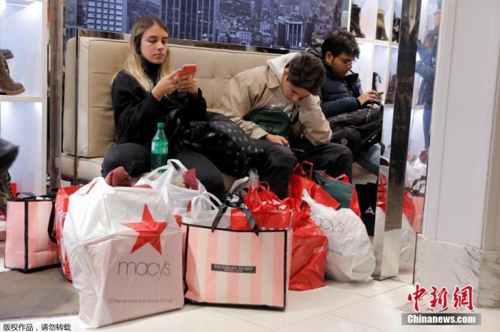 """避免群聚感染 沃尔玛将""""黑五""""购物节活动分三场"""