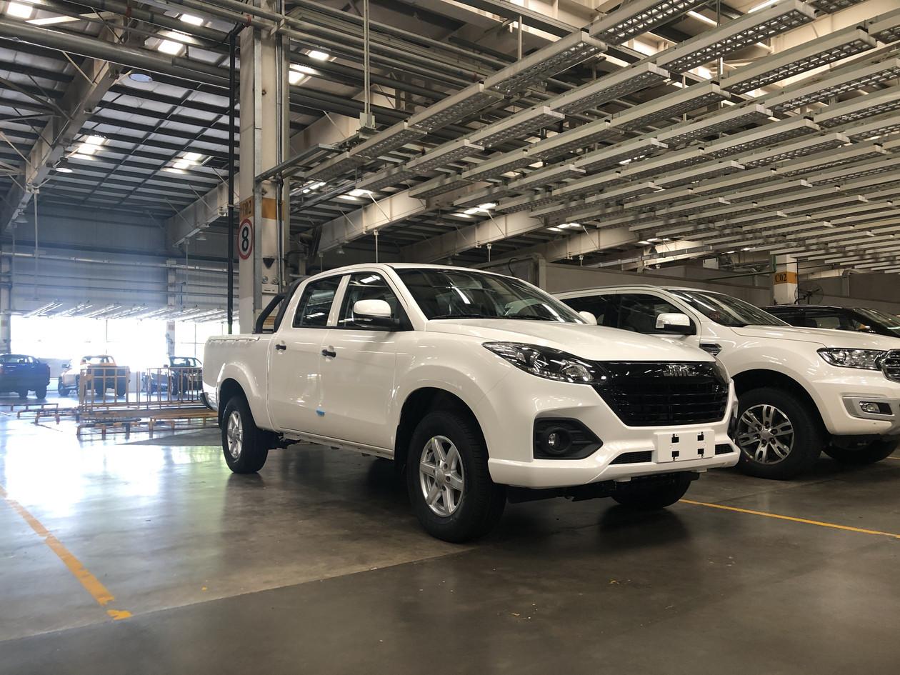 同比增长38.3% 江铃汽车第三季度销量达58078辆