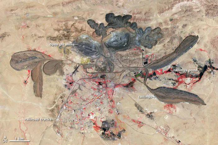 """""""世界最大稀土矿""""白云鄂博被当铁矿挖了60年?专家:尾矿封存不等于白白浪费"""