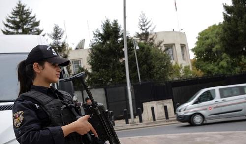 美媒:美国政府对土耳其发恐怖袭击警告 美国人和其它外国人都是恐袭目标