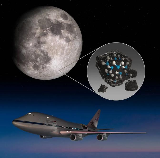 月球阳光照射处发现了水,对人类来说意味着什么?