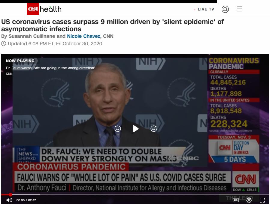 北美观察丨疫情下的美国:确诊病例破900万 个人收入大降5400亿美元