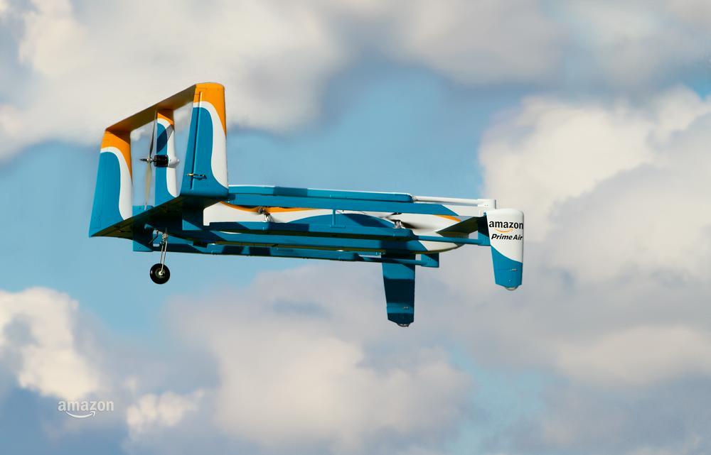 亚马逊无人机送货项目进展缓慢 数十名员工被裁