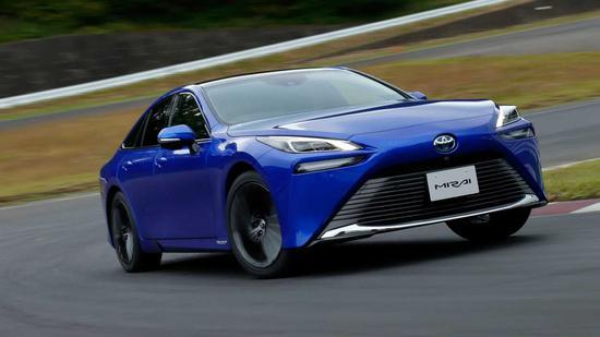丰田发布新一代Mirai燃料电池汽车 续航可达850公里