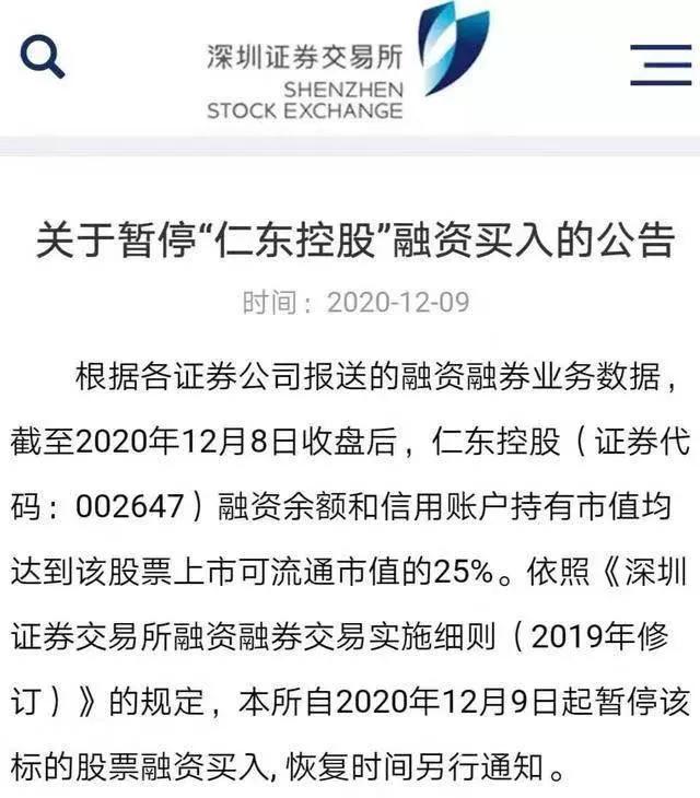 """仁东控股13个跌停背后,庄家获利超10亿!幕后黑手成""""妖股制造机"""""""