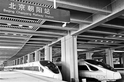 京哈高铁京承段进入运行试验