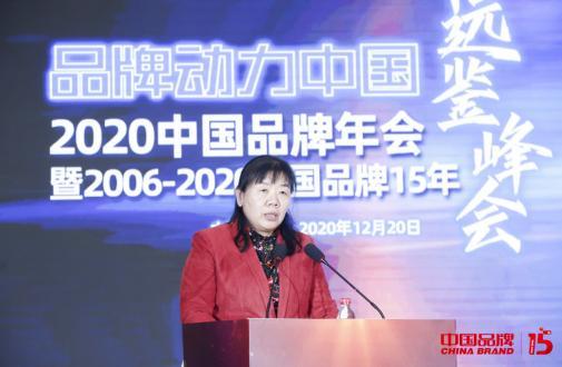 """""""2020中国品牌年会暨中国品牌创刊15年系列活动""""在京圆满召开"""