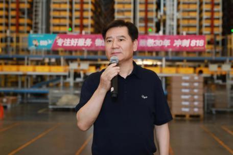 奥运冠军为公益领跑,苏宁30周年庆生跑出圈