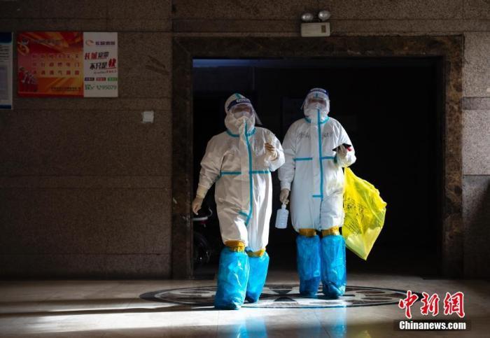综合消息:本轮疫情河北省累计确诊破五百 黑龙江绥化感染者逾二百