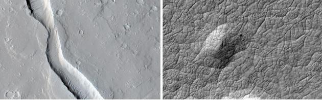 沉寂已久的火星是否仍有火山活动?