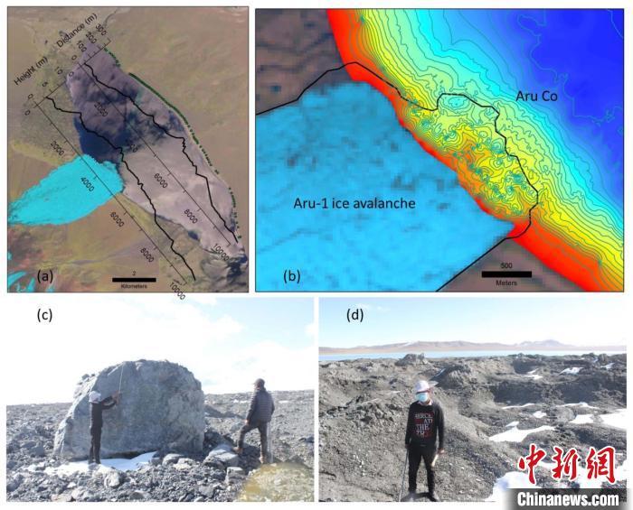 青藏科考最新研究:西藏阿汝冰崩对下游湖泊贡献达23%
