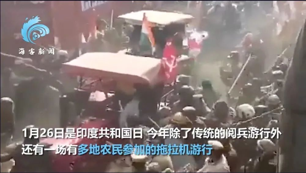印度北部传来巨响,或致超150人丧生!惊动总理莫迪!30万农民抗议新德里,新冠和禽流感蔓延,印度还能扛吗?