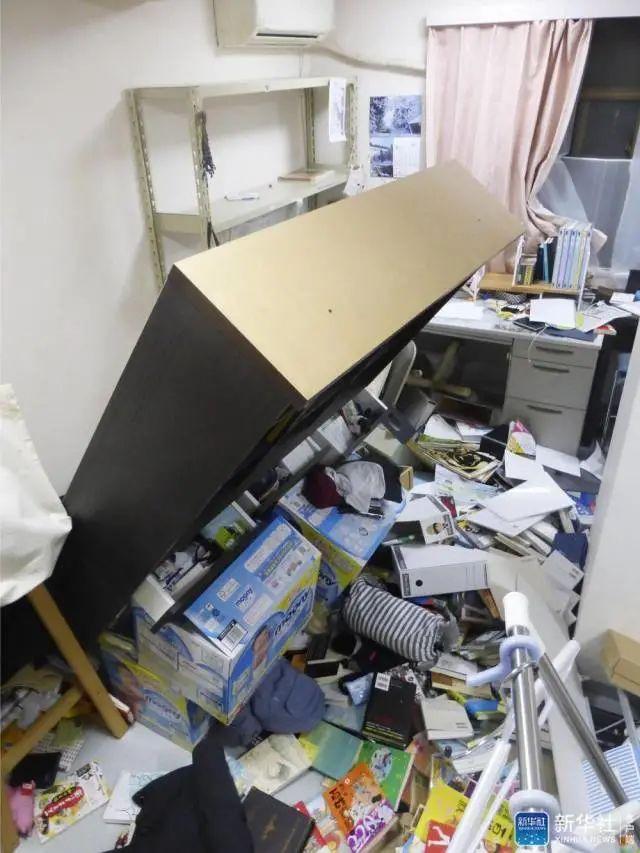 突发!日本福岛地区发生7.1级地震!现场视频