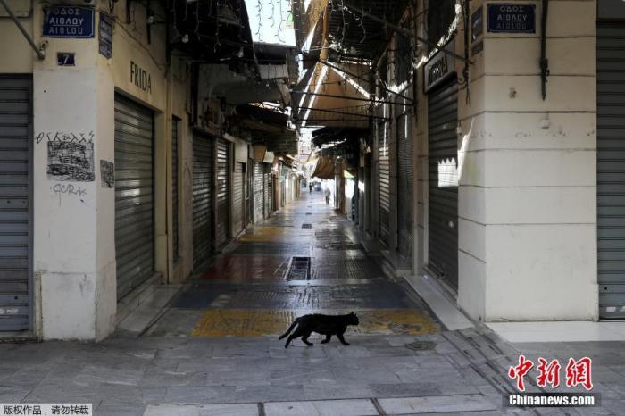 希腊部分地区疫情严峻 专家或建议延长封锁数周