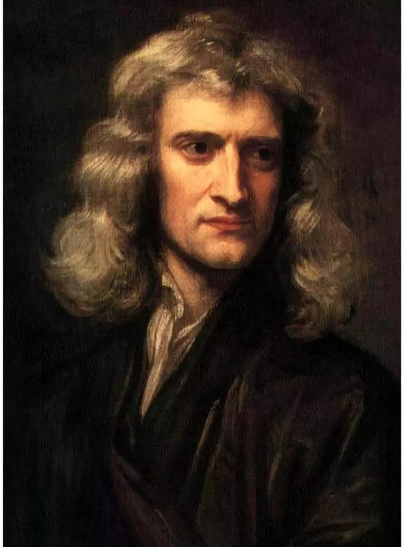 牛顿逝世294周年:三棱镜实验登上专辑封面 和后世摇滚巨星撞脸