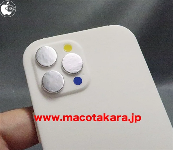 iPhone 13外形曝光:3D打印模型显示刘海更小、扬声器位置改变