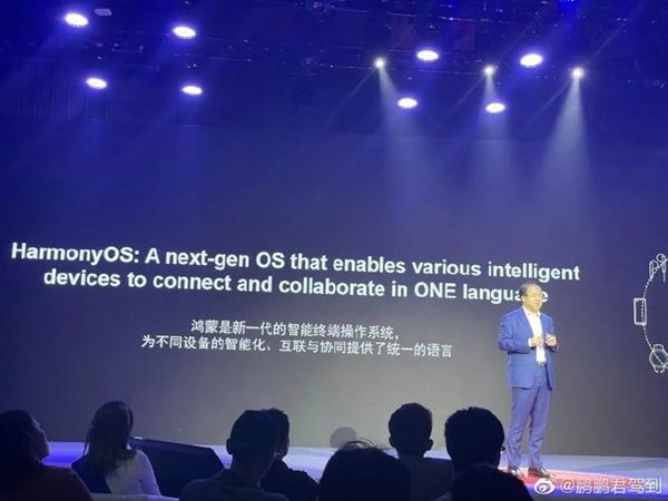 华为王成录:6月前多款手机将升级鸿蒙OS 年底覆盖3亿设备