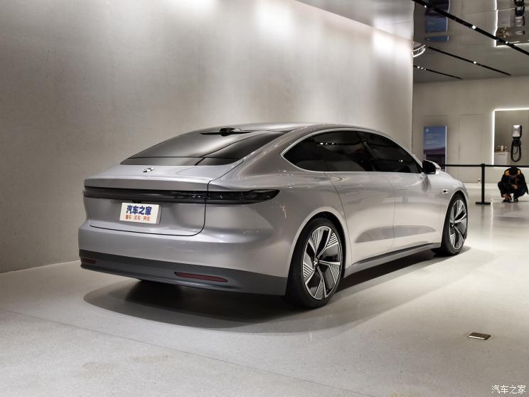 蔚来ET7实车内饰将于上海车展正式发布