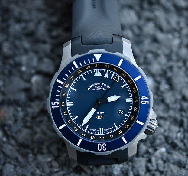 万表414手表节:当天销售额同比增长29% ,德国莫勒手表成抢购新热门