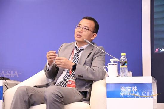 华为技术有限公司战略部总裁张文林