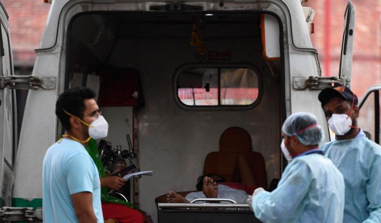 印度单日新增死亡病例3689例,创疫情暴发以来新高