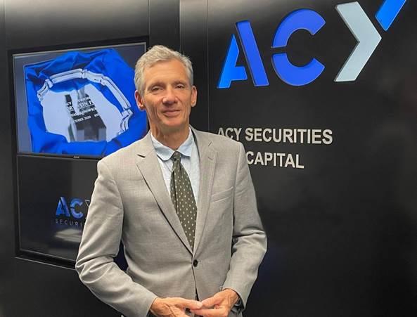 ACY稀万证券宣布任命Clifford Bennett为首席经济分析师