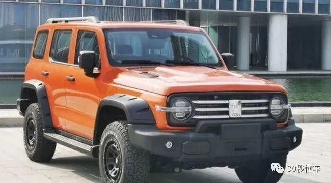 工信部最新爆款SUV新车露出 人气太高 加价一车难求