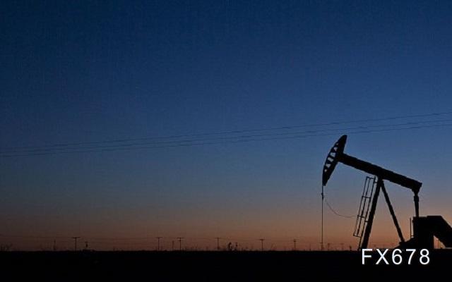 INE原油跌逾1%,美联储转鹰吹响多头撤退号角