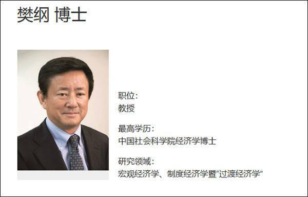 樊纲:现在租房挺合算 中国房租和房价的比例世界最低